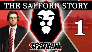 Football Manager 2016   Salford City   The Salford Story