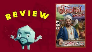 Istanbul: The Dice Game Review - with Zee Garcia