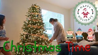 IT'S BEGINNING TO LOOK A LOT LIKE CHRISTMAS! SO BEAUTIFUL! VLOGMAS 2018