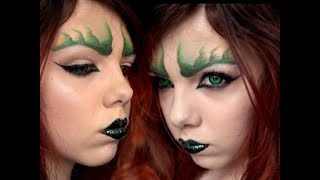 Envy the seven deadly sins makeup