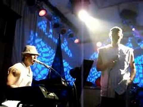Kris Lawrence & JayR Live!