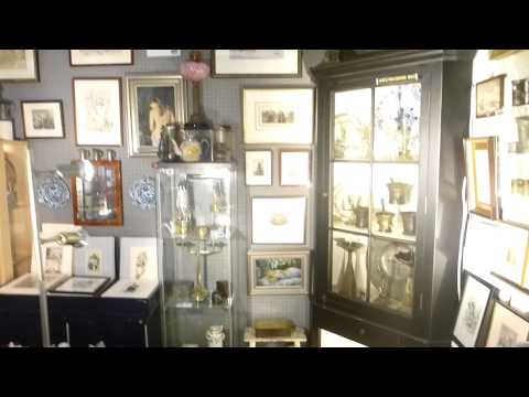 ANTIQUE CENTRE AMSTERDAM COOPHANDEL OVERVIEW
