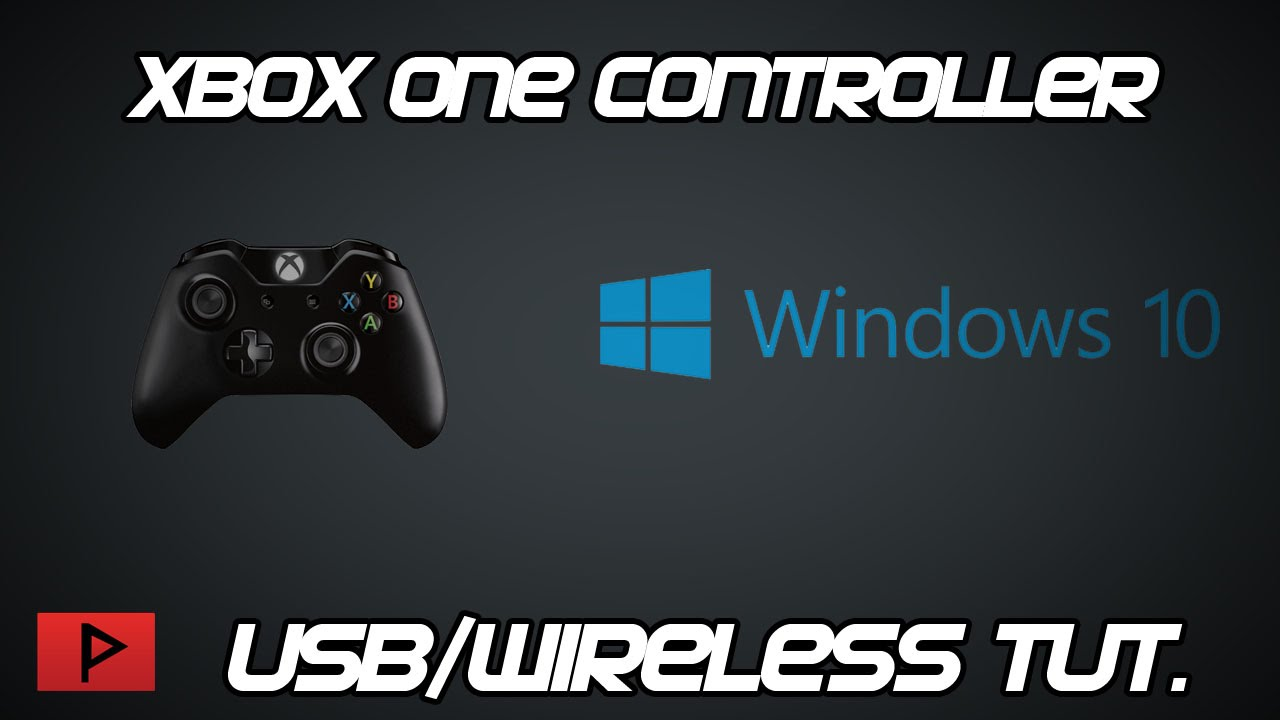 Xbox one wired controller not working windows 10