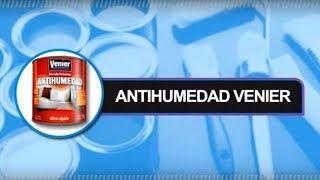Cómo aplicar Antihumedad Venier