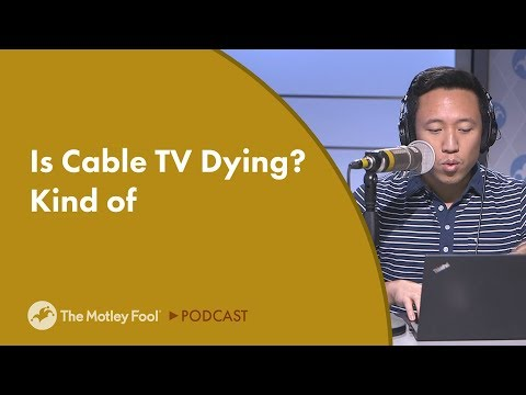 Is Cable TV Dying? Kind Of