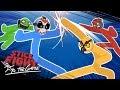 Stick Fight - WHEN STICKS ATTACK!!! (With Vanoss, Nogla, & Terroriser)