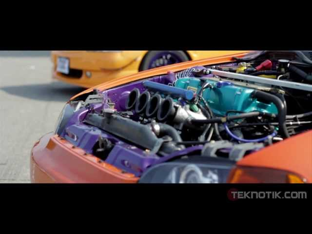 Teknotik Presents: Honda Tech Eight - Canadas largest honda Meet HT8 (Toronto)