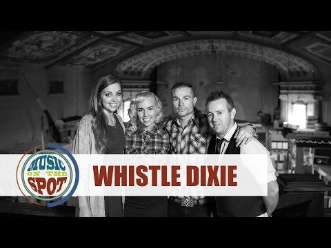 Whistle Dixie peforming