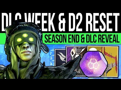 Destiny 2 | FINAL DLC RESET & NEW REVEALS! Dawn Activity, ALL Nightmares, Loot & Eververse (3rd Dec)