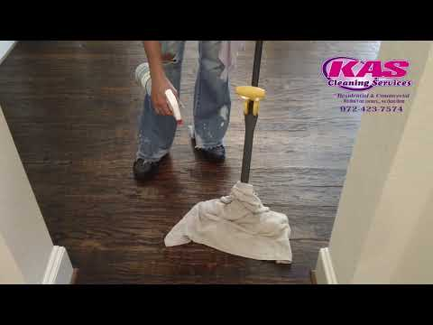 How to Clean Wood Floors Like a Pro | | KAS CLEANING SERVICE