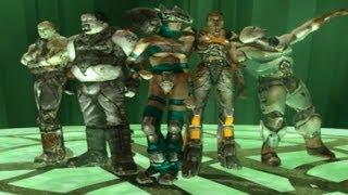 Quake 3 Arena Walkthrough Part 2 Let