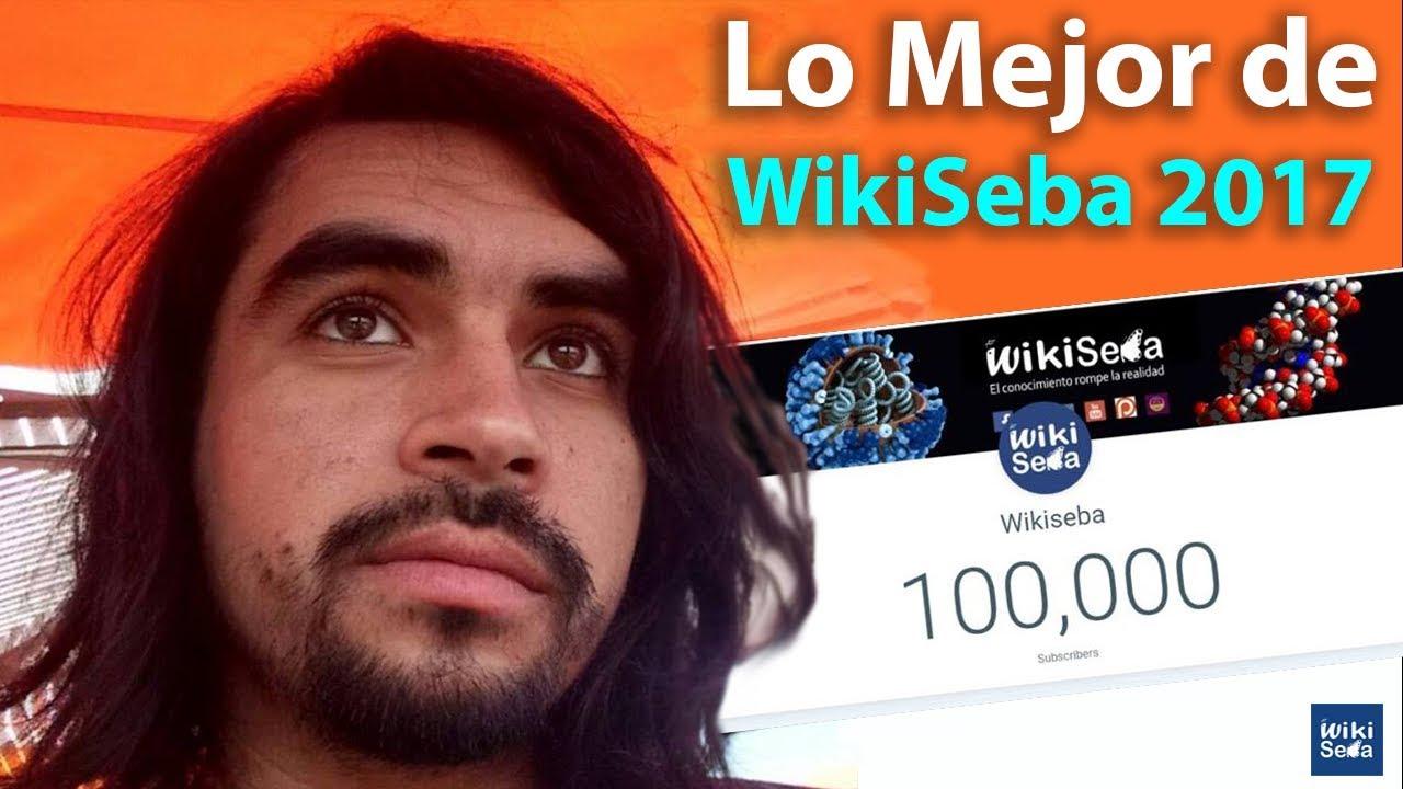 Lo mejor de WikiSeba 2017