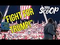 "Crowd Chants ""FIGHT FOR TRUMP"" At Georgia Trump Rally For Republican Senators Perdue And Loeffler"