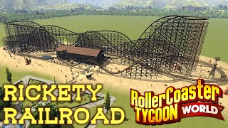 Rickety Railroad - RCTW Beta Contest Entry