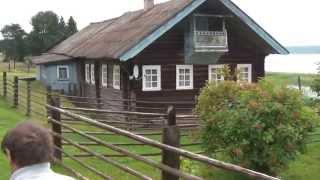 Косицыно, родная деревня почтальона Алексея Тряпицына