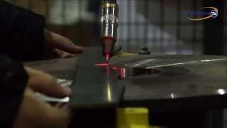 Принцип работы лазерной системы Scansonic