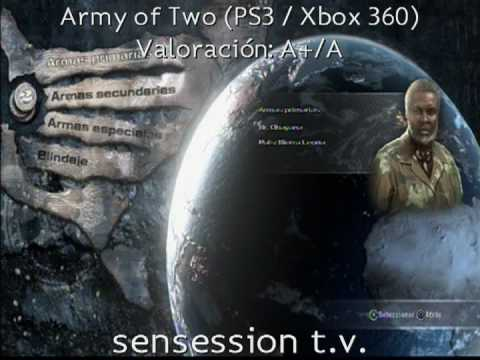 Army of Two analisis