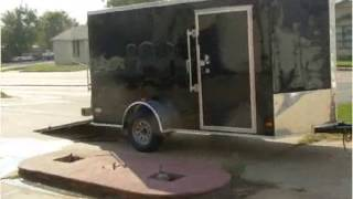2013 Covered Wagon Cargo Trailer Used Cars Tulsa Ok