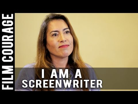 I Want To Be A Screenwriter So Bad by Cecilia Najar