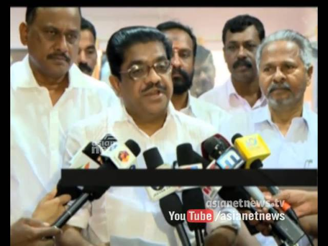 V M Sudheeran demands for vellappally's  resignations from SNDP general Secretary post