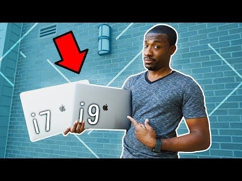 i9 MacBook Pro (2018) - REAL Day in the Life!