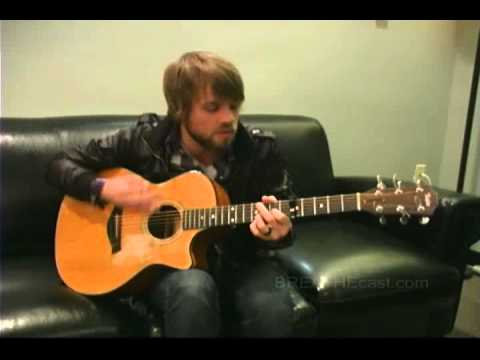 3 Minute Song by Josh Wilson, live acoustic for BREATHEcast.com!