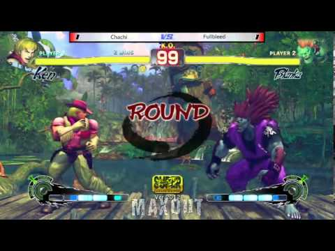 MAXOUT 1182014  Super Street Fighter IV: Arcade Edition ver. 2012 Tournament