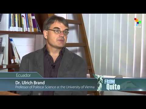 Interviews from Quito – Greek Reality and European Alternatives