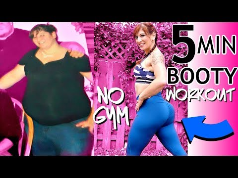 fat-to-fit:-5-min-at-home-booty-workout-(no-weights)