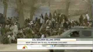 U.S. Soldier Tried to Burn Afghans After Killing Them