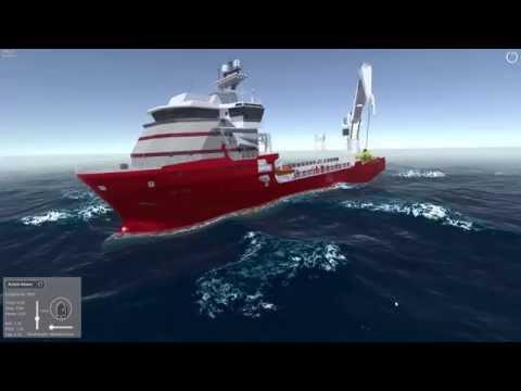 3D Ocean Sim