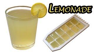 Homemade Lemonade Recipe | Lemon Juice | Summer Drink | Aliza In The Kitchen