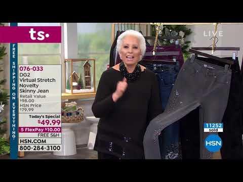 HSN | Diane Gilman Fashions 11.18.2018 - 12 AM