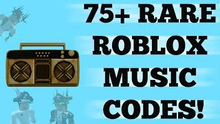 100+ ROBLOX MUSIC CODES **RARE AND NEW** 2017