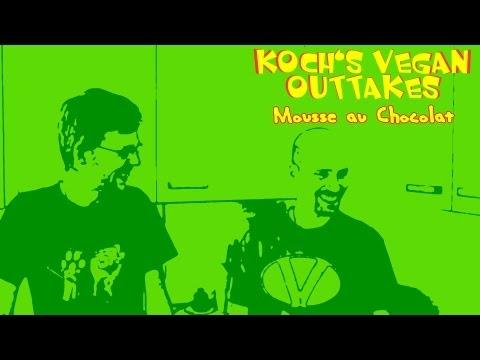 [OUTTAKES & PANNEN] Mousse Au Chocolat Selber Machen - Veganes Schokomousse Rezept von Koch's Vegan