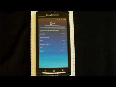 How to root Sony Ericsson xperia neo / kyno [FR-EN]