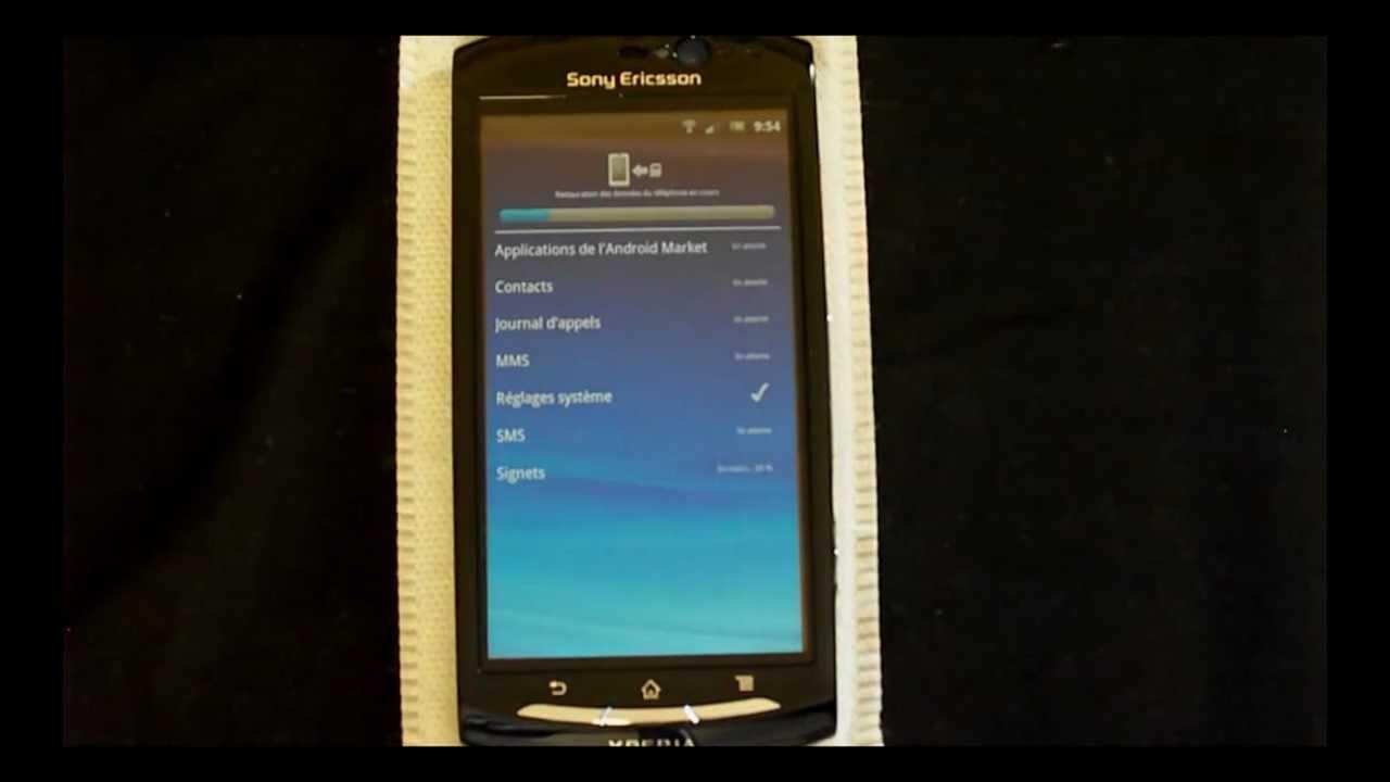 Видео обзор Задняя панель Jekod Sony Ericsson Xperia Neo - YouTube