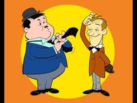 El Gordo Y El Flaco Laurel And Hardy Intro Serie Tv 1966