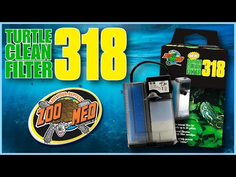 Zoo Med Turtle Clean™ 318 Submersible Filter
