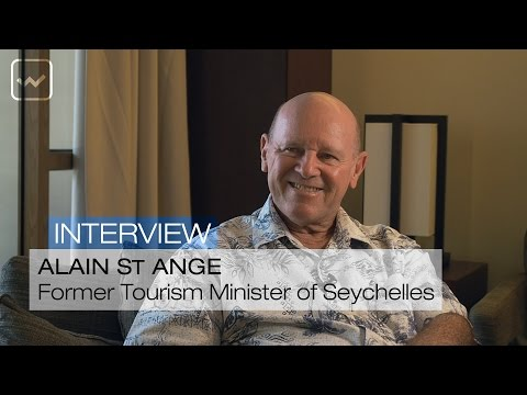 Alain St Ange, Former Seychelles Tourism Minister - World Investment Interviews