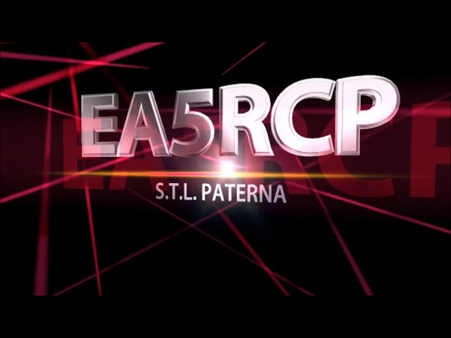 EA5IQR,EA5RCP EFV137 ACTIVACION