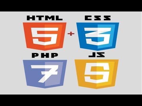 Introduction To Basic Web Development Programming Languages Part 1
