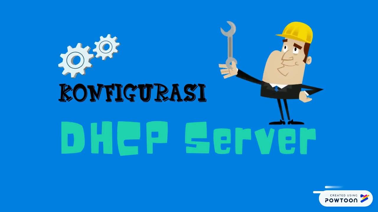 Cara Kerja DHCP Server - YouTube
