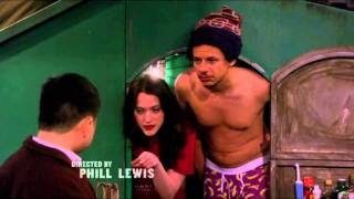 A collection of clips for the season 3 episode 15 of 2 Broke Girls....
