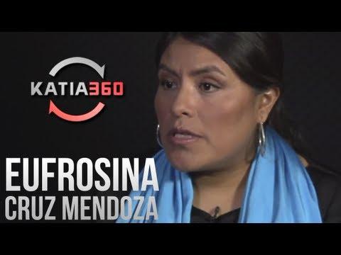 Entrevista a Eufrosina Cruz Mendoza en Katia 360 (Programa Completo) streaming vf