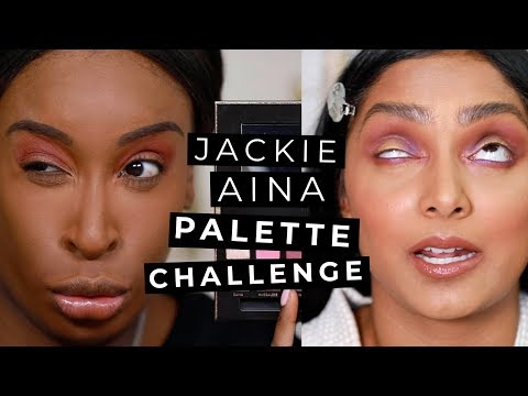 I Tried Following a Jackie Aina Beauty Tutorial... | Deepica Mutyala thumbnail