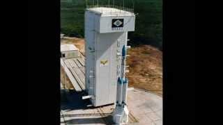 Lançamento do VLS-1 (V01&V02) Centro Lançamento Alcantara