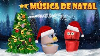😍🎅Música infantil de Natal - Amigovos - Desenho animado para crianças/  Canções de Natal