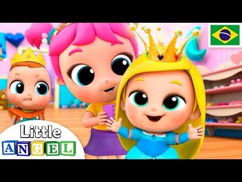 o-príncipe-joãozinho-e-a-princesinha!-🤴👸🏼!-|-canal-do-joãozinho---little-angel-português