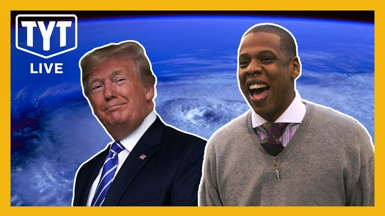 "TYT LIVE: Jay-Z: ""All Lives Matter""; Biden FORGETS Where He Is Again; Republicans CANCEL Democracy"